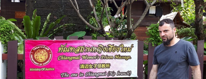 Chiangmai Women Correctional Institute is one of Thailand.