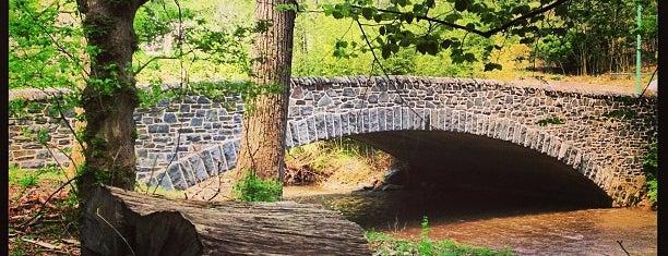 Rock Creek Park is one of Washington, DC.