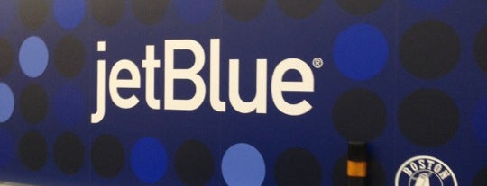 jetBlue Airways is one of Orte, die Will gefallen.