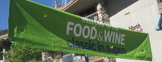 Food & Wine Classic is one of Best Fest.
