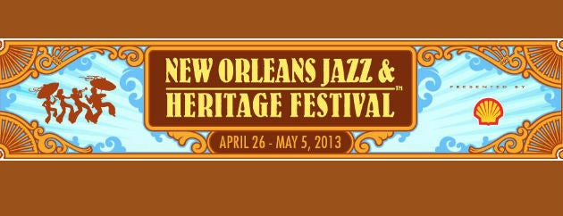 New Orleans Jazz & Heritage Festival is one of Best Fest.