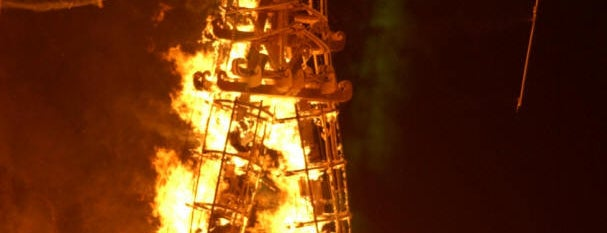 Burning Man Office is one of Best Fest.