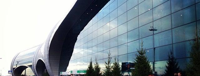 Flughafen Moskau-Domodedovo (DME) is one of Eurotrip 2014.