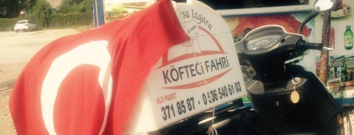 Köfteci Fahri Usta is one of Erdem'in Kaydettiği Mekanlar.