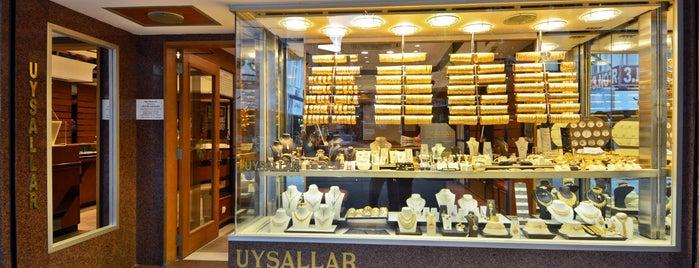 Uysallar Kuyumculuk is one of สถานที่ที่ Ekrem ถูกใจ.
