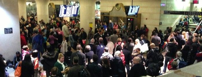 NJ Transit Rail Terminal is one of Posti che sono piaciuti a Michael.