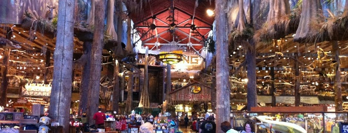 Bass Pro Shops is one of Orte, die K gefallen.