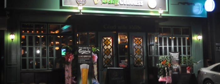 Baby Guinness is one of สถานที่ที่บันทึกไว้ของ Zinan.