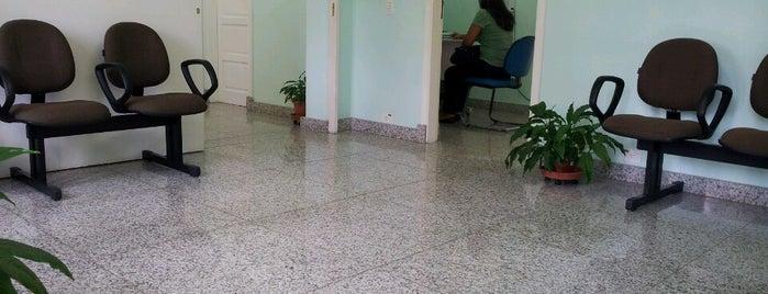 Santa Anna Clinica Ortopédica is one of Tempat yang Disukai Julia.