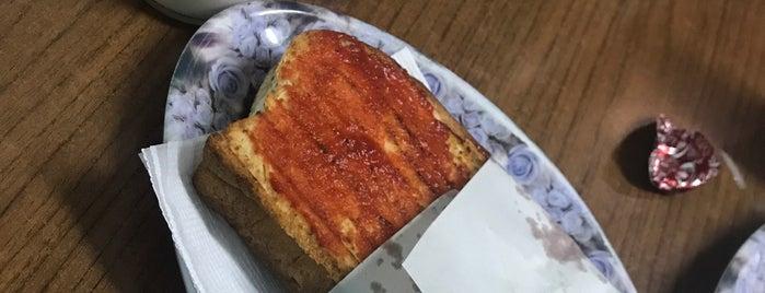 Özcan Tost is one of Enise 님이 저장한 장소.