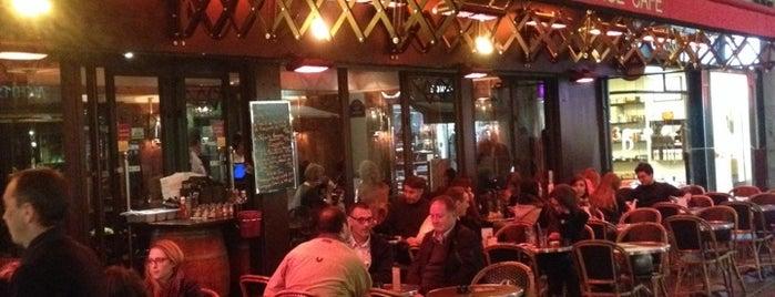 Le Village Café is one of Paris17 : Villiers - Batignolles - Epinettes.