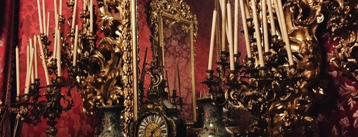 Pitti Sarayı is one of Anna'nın Beğendiği Mekanlar.