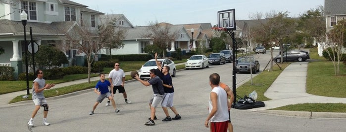 Basketball For Old Men is one of Lugares favoritos de Tom.