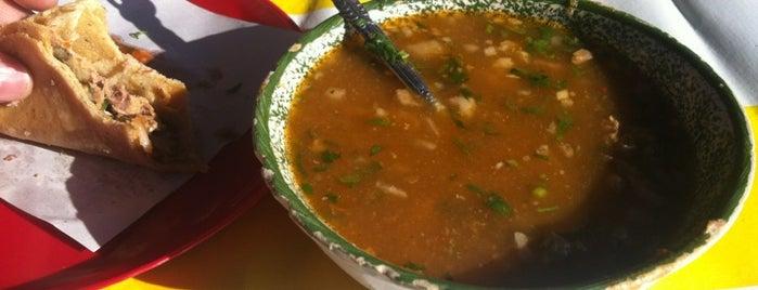 """Tacos de Birria """"El Güero"""" is one of José Carlos 님이 좋아한 장소."""