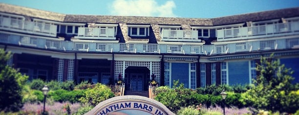 Chatham Bars Inn is one of Lugares favoritos de Mark.