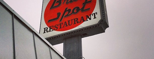 Brite Spot Family Restaurant is one of Claire's top 100 LA bars and restaurants.