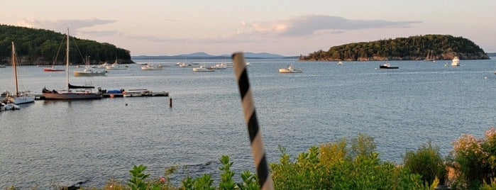 Terrace Grill At The Bar Harbor Inn is one of Maine.