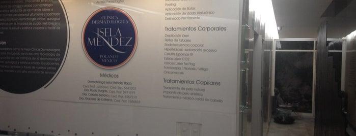 Clínica Dermatológica Isela Méndez is one of Joss : понравившиеся места.