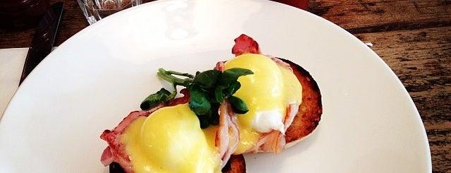 Manuka Kitchen is one of Breakfast/Brunch in London.