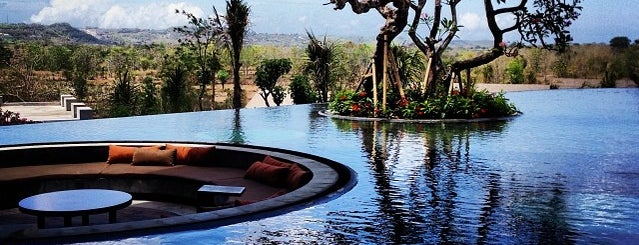 Rimba Jimbaran Bali is one of International: Hotels.