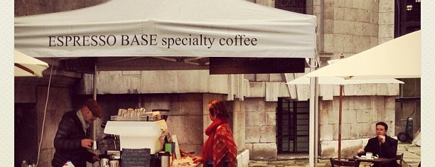 Espresso Base is one of London Coffee.