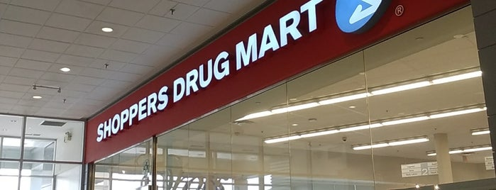 Shoppers Drug Mart is one of Shoppers Drug Mart Stores.