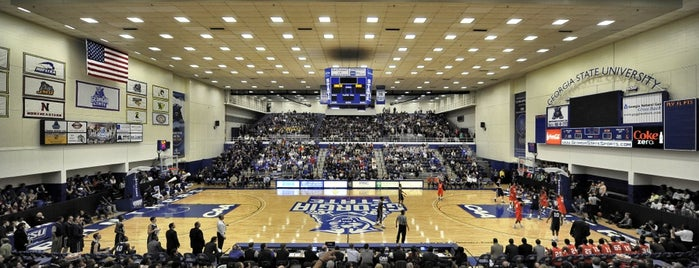 GSU Sports Arena is one of Places To Visit —  Atlanta.
