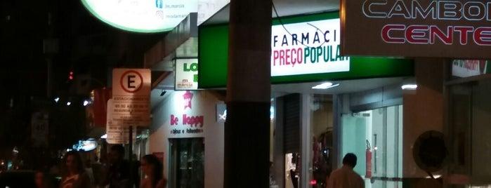 Farmácia Preço Popular is one of Balneário Camboriú.