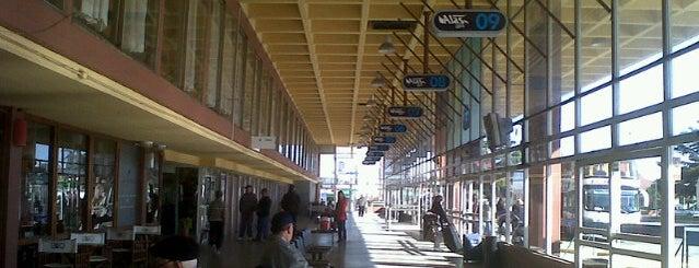 Terminal de Ómnibus de Tandil is one of Been There.
