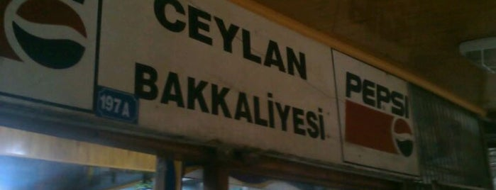 Ceylan Bakkaliyesi is one of Locais curtidos por Emre.