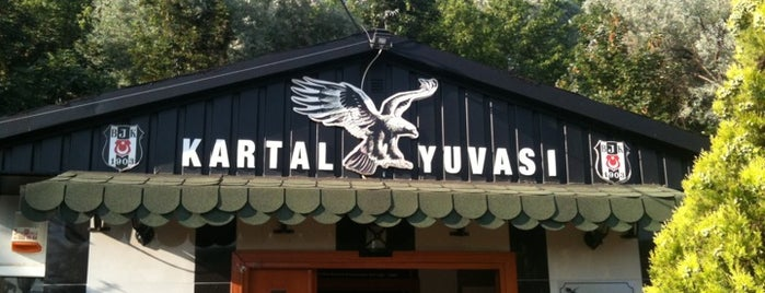 Besiktas Kartal Yuvasi is one of Tempat yang Disukai Fulya.