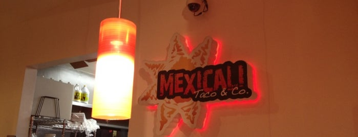 Mexicali Taco & Co. is one of LAX.