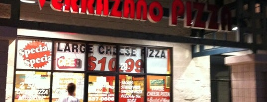 Verrazano Pizza is one of Vegas.