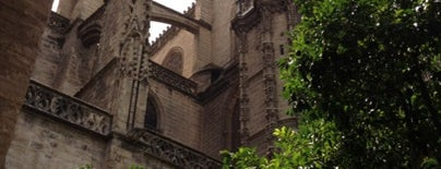 Cathedral of Seville is one of The Bucket List.