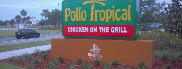 Pollo Tropical is one of Brandi 님이 좋아한 장소.