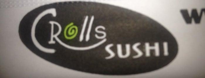 C-Rolls Sushi is one of Carrie: сохраненные места.