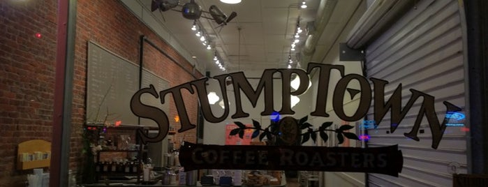 Stumptown Coffee Roasters is one of /r/coffee.