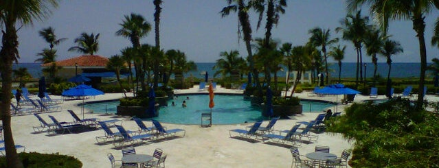 Costa Caribe Golf & Country Club @ Ponce Hilton Resort & Casino is one of Ponce #4sqCities.