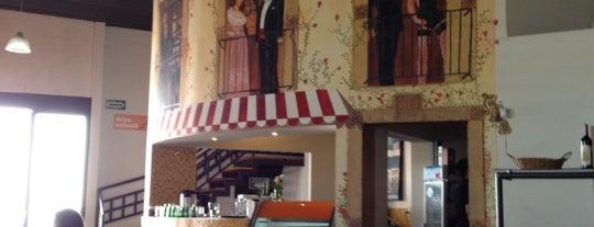 Bigoli Restaurante is one of Guanajuato.