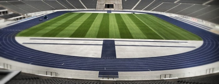 Olympiastadion is one of StorefrontSticker #4sqCities: Berlin.