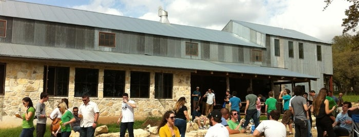 Jester King Brewery is one of Austin Recs.