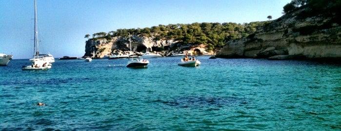 Platja del Mago is one of Playas de Mallorca.
