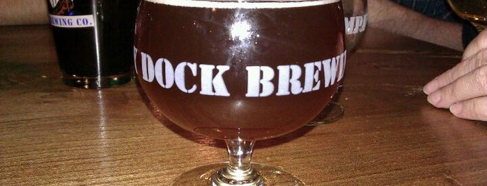 Dry Dock Brewing Company - South Dock is one of Colorado Microbreweries.