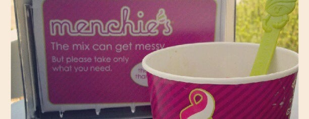 Menchie's Randhurst Village is one of Places I Go....