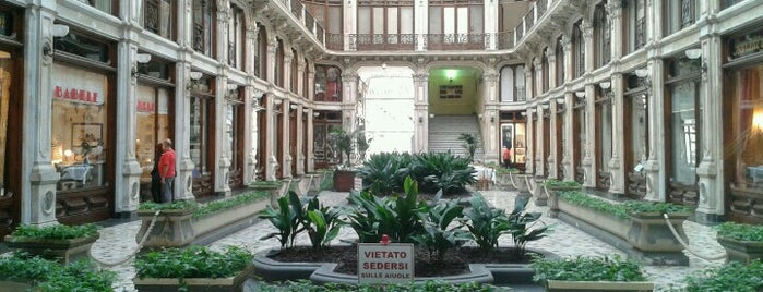 Galleria Subalpina is one of Torino.