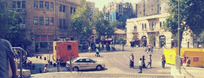 Zion Square is one of Israel 2012 (Jerusalem-Tel Aviv-Dead Sea).