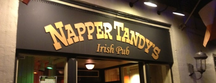 Napper Tandy's Irish Pub is one of Triangle Checklist.