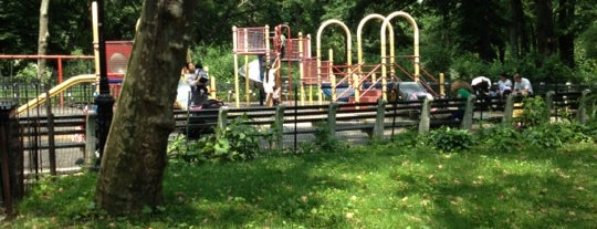 Central Park - Tots Playground is one of The Great Outdoors NY.