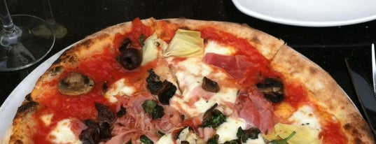 Pomo Pizzeria is one of Picks for Pizza.