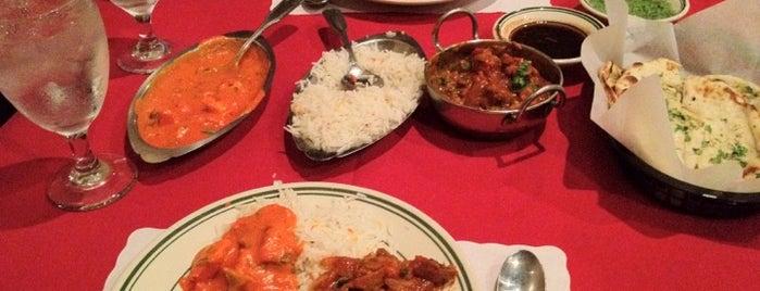 India Garden is one of Food.